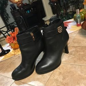 Tory Burch Shoes - Tori Burch Black booties